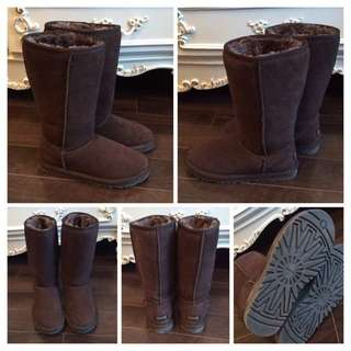 CoveSGG Boots