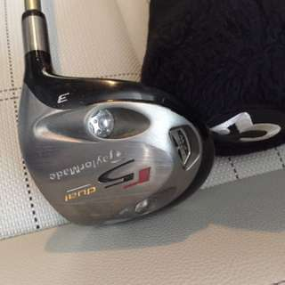 Ladies' taylor made 3 wood R5