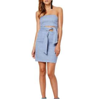 Bec and Bridge Wilda mini dress