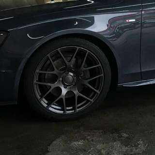 """19"""" inch TSW forges rim 19x8 5x112 for sale - cheap! Suitable for VW/Audi"""