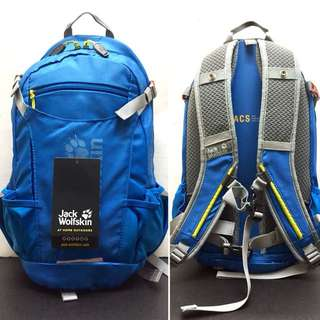 78023423991 BACKPACK JACK WOLFSKIN VELOCITY 12
