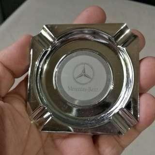 mercedes benz ashtray metal