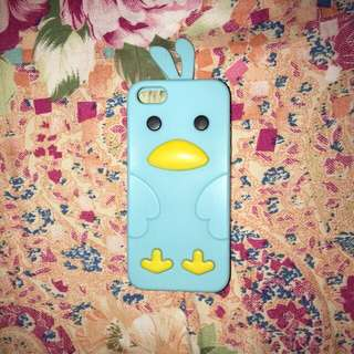 Blue Duck iPhone Case for 5/5s
