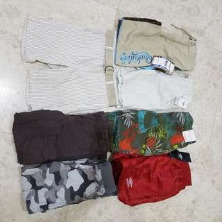 Brand new boys pants bundle, size 6-7