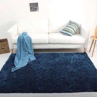 Blue Carpet Rug