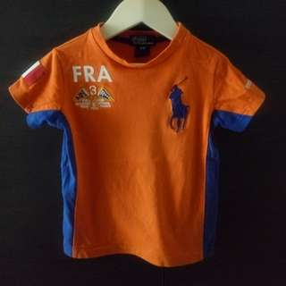 Authentic Polo Ralph Lauren France shirt