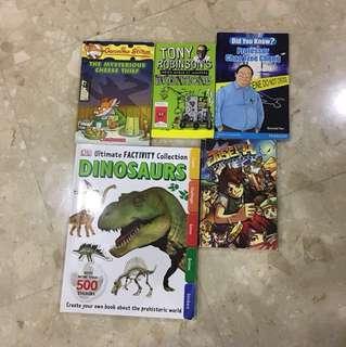 Common Children Books (6 books)