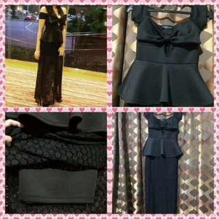 Dress -Black