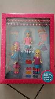 Smiggle eraser collection