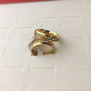 High quality Stainless Steel Couple rings