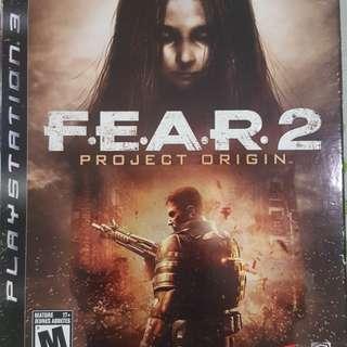 F.E.A.R 2 project origin
