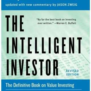 The Intelligent Investor - Ebook
