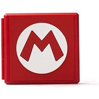 PowerA Super Mario Premium Game Card Case for Nintendo Switch