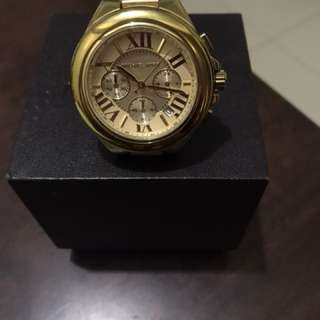 Michael Kors Watch Chrono