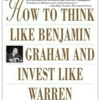 How to Think Like Benjamin Graham and Invest Like Warren Buffett - Ebook