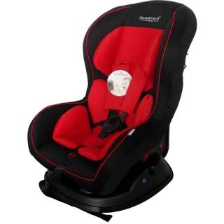 Sweet Heart Paris CS383 Car Seat (Red) with High Impact Material