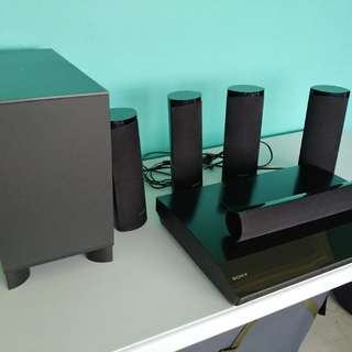 5.1ch DVD/BluRay 3D Home Theater System