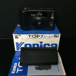 Konica Top's EF200 SP Camera