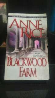Anne Rice Blackwood Farm