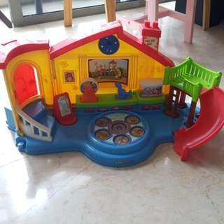 Little People® Musical Preschool from Fisher-Price
