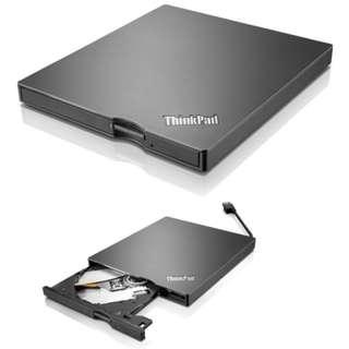 BNIB Lenovo ThinkPad UltraSlim USB DVD Burner DVDRW (R DL) / DVD-RAM Drive - External (4XA0E97775)