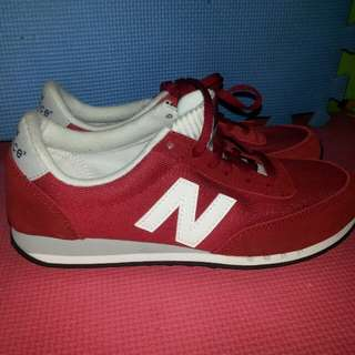 Authentic new balance 410 red