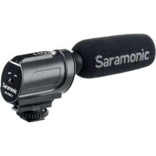 Saramonic SR-PMIC1 Super Cardioid Unidirectional Condenser Microphone