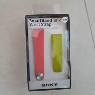 100%全新Sony SmartBsnd Talk Wrist Strap