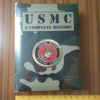 US Marine Corp - A Complete History