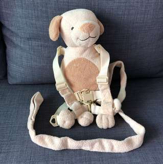 Goldbug Dog Toddler Harness Strap