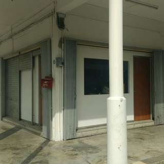 Office Space or Dry Storage for rent - Front Corner Shophouse Levl 1
