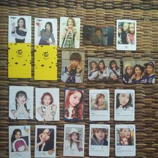[READYSTOCK] TWICE OFFICIAL PHOTOCARD