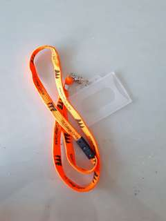 Ite central engineering lanyard