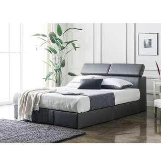 AMOR HEADREST Bed Frame
