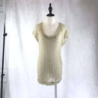 Juicy. Co Wool Knit Top (BRAND NEW) *COMPANY SAMPLE