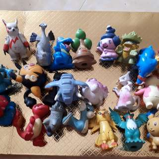 Pokemon action figure