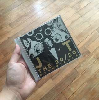 The 20/20 Experience - Justin Timberlake CD