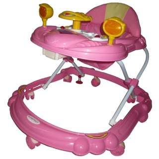 Sweet Heart Paris Baby Walker BW314 (Pink)