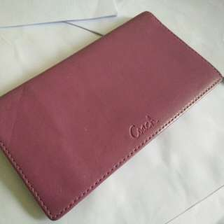 Original Coach long wallet