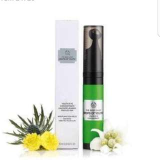 Body Shop Drop of Youth Eye Concentrate