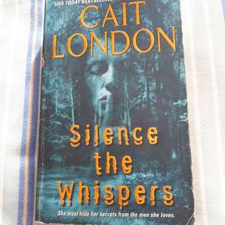 Silence the whisper pocketbook