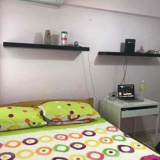 Room for rent at bukit gombak