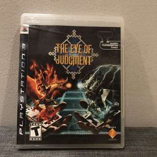 The Eye of Jugdement PS3 Game