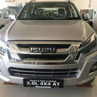 Isuzu Dmax 3.0 AT 4x4
