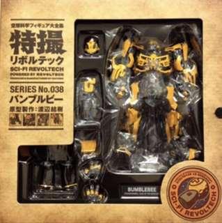 Transformers Revoltech bumblebee series no. 038