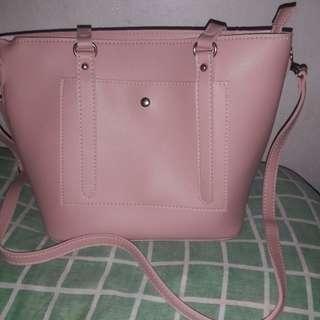 Nude Pink Bag Parisian Sale #Legit
