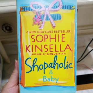 #cny2018 Sophie kinsella shopaholic and baby