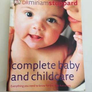 Dr Miriam Stoppard -Complete Baby and Childcare