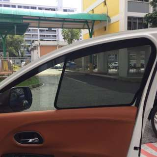 $40-4,$60-5 Toyota CHR/Honda Vezel Magnet Sunshade Promotion