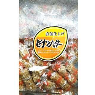 🚚 日本 日進堂花生糖 200g